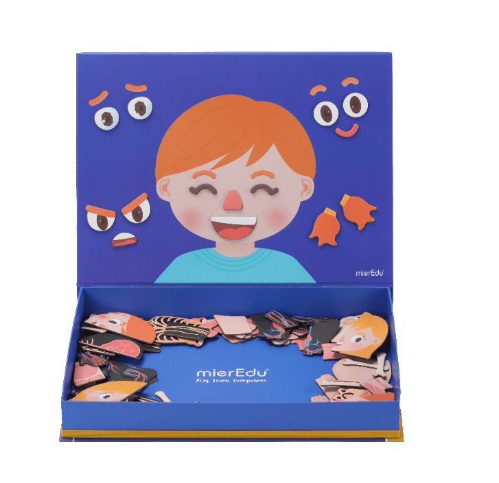 Wholesale my body and emotions magnetic puzzle