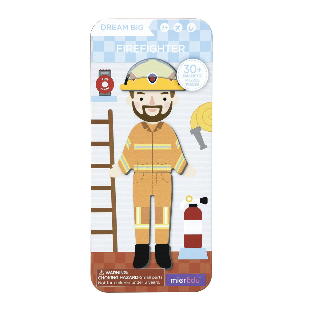 wholesale firefighter Puzzle box