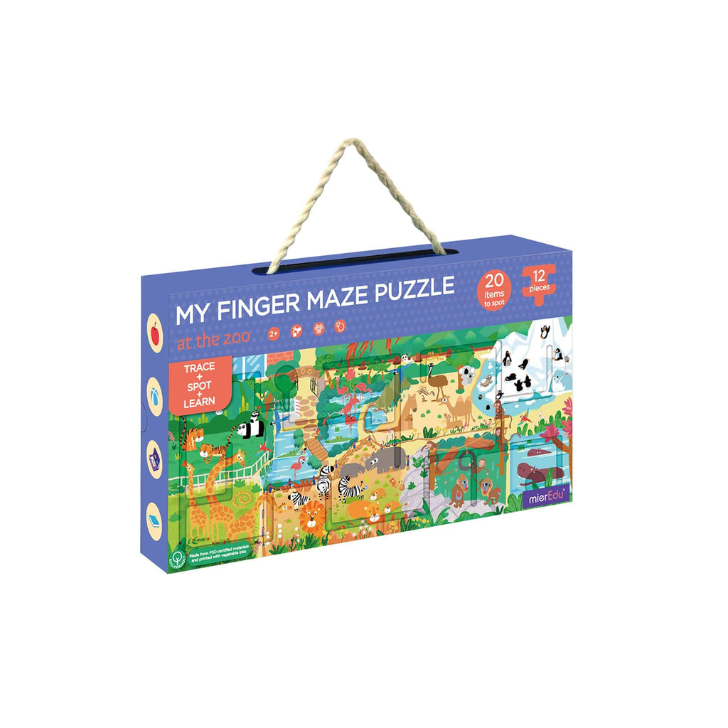 Finger maze puzzle wholesale at the zoo