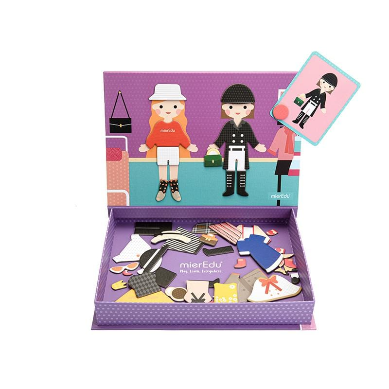 Dress Up Wholesale magnetic puzzle
