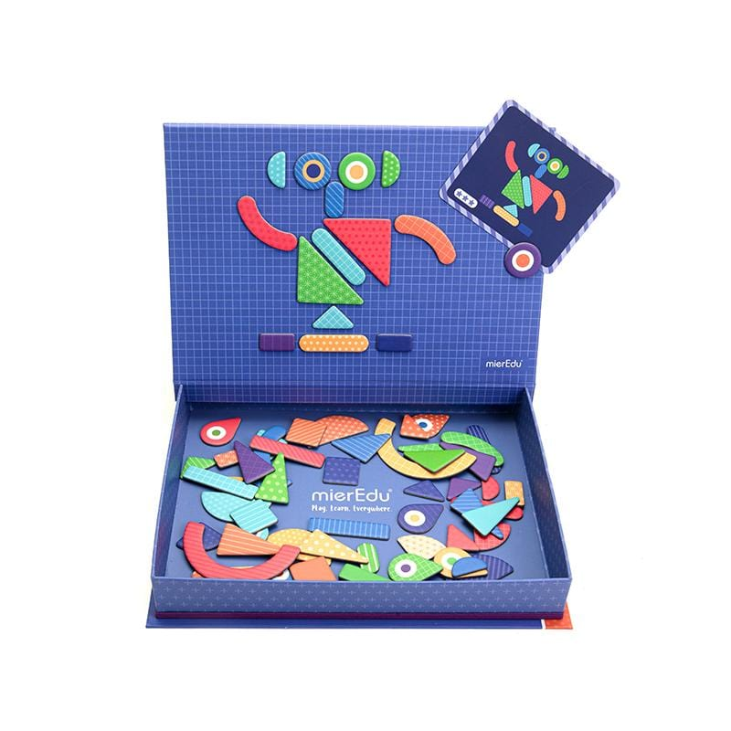 Wholesale Shapes magnetic puzzle