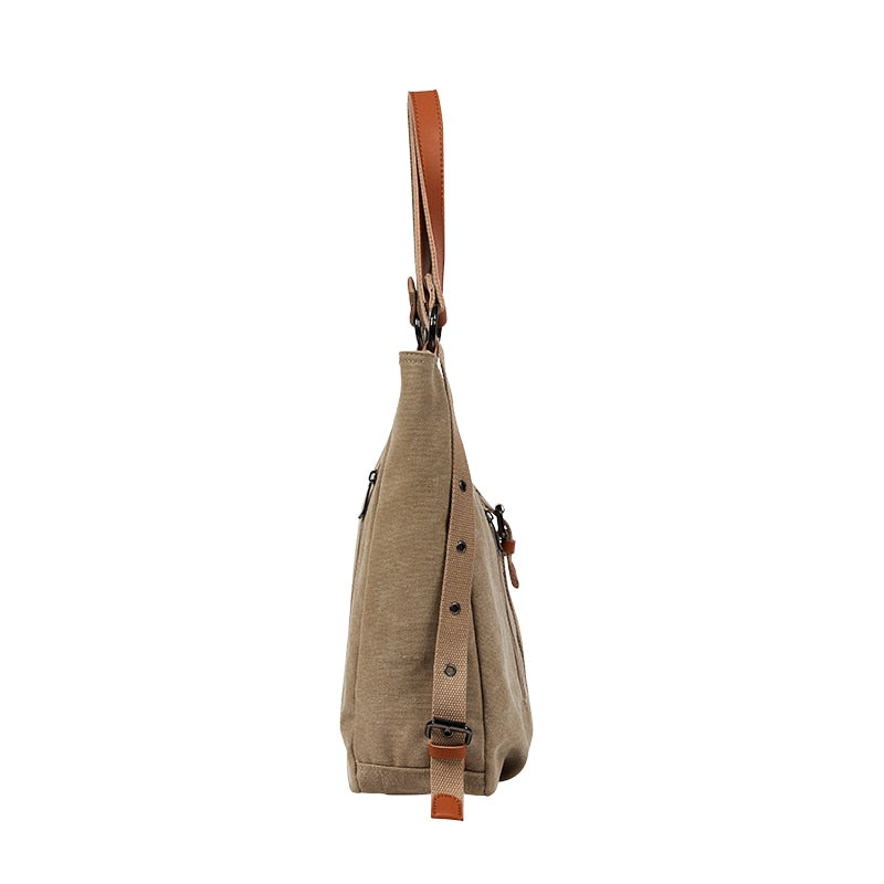 Canvas Tote Bag Women Handbags