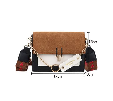 Image of Quality Leather Small Chain Luxury Handbags