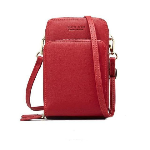 Image of Crossbody Cell Phone Shoulder Bag Arrival Cellphone Bag Fashion Daily Use Card Holder Mini Summer Shoulder Bag for Women Wallet