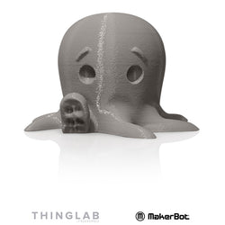 MakerBot XL PLA 1.75mm - 2.27Kg - Cool Grey