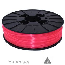 Thinglab PLA Filament 1.75mm - Translucent Magenta