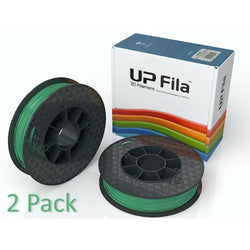 ABS+ UP Premium (Carton of 2X500g rolls) Colour: Green gloss