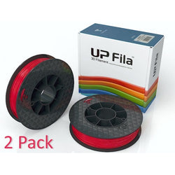 ABS+ UP Premium (Carton of 2X500g rolls) Colour: Red gloss
