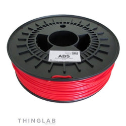 German RepRap - ABS plastic 2.1 kg 1.75mm - red