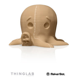MakerBot SMALL PLA 1.75mm - 0.2Kg - Khaki