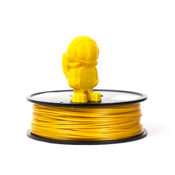 PET+ Filament 1.75mm - 0.45Kg - Opaque Goldenrod