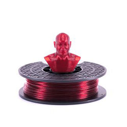 PET+ Filament 1.75mm - 0.45Kg - Translucent Ruby