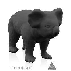 Thinglab PLA Filament 1.75mm - Black