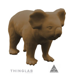 Thinglab PLA Filament 1.75mm - Brown