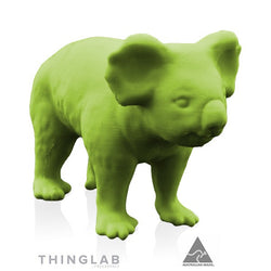 Thinglab PLA Filament 1.75mm - Lime Green