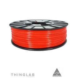 Thinglab PLA Filament 1.75mm - Red