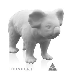 Thinglab PLA Filament 1.75mm - White