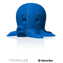MakerBot Large PLA 1.75mm - 0.9Kg -True Blue