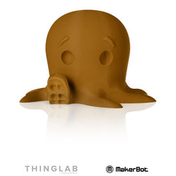 MakerBot SMALL PLA 1.75mm - 0.22Kg - True Brown