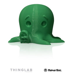 MakerBot Large PLA 1.75mm - 0.9Kg - True Green