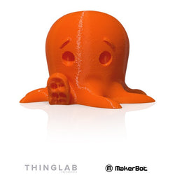 MakerBot Large PLA 1.75mm - 0.9Kg -True Orange