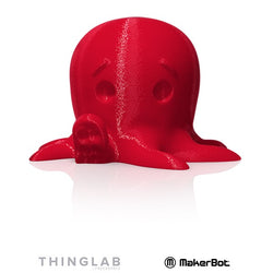 MakerBot SMALL PLA 1.75mm - 0.22Kg - True Red