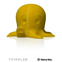 MakerBot SMALL PLA 1.75mm - 0.22Kg - True Yellow