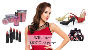 Over $1000 of fashion goodies could be yours!