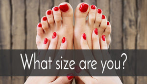 5 tips to help you choose the right shoe size