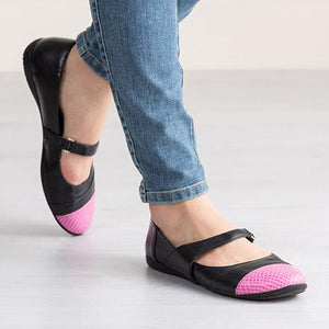 Flats - Sugar Dip Mary-Jane Flat