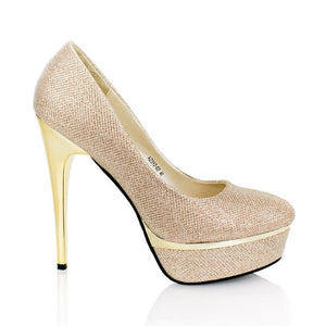 High Heels - Goldrush