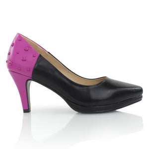 Pink Smarties - Low Heels - Shoe Envy