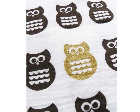 Cleaning Owls Dish Towel