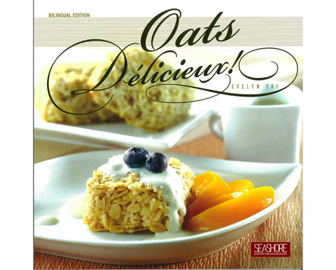 Baking with Oatmeal Cookbook