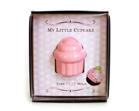 My Little Cupcake Cake Pop Mold