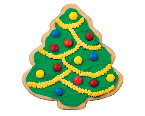 Christmas Tree Cookie Cutter with Comfort Grip by Wilton
