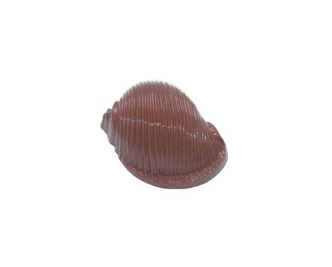 Polycarbonate Chocolate & Candy Mold- Conch Seashell Shaped Chocolate Mold
