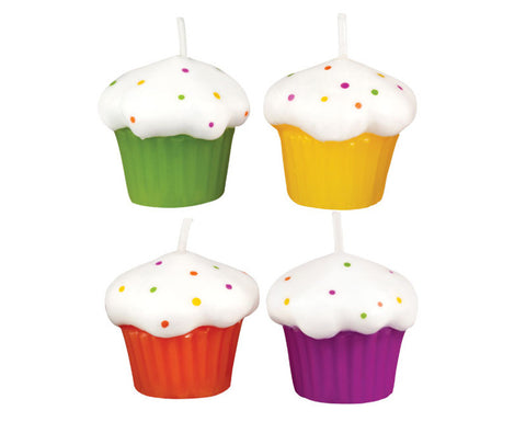 Cupcake Candle Set by Wilton