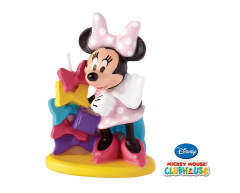 Disney Minnie Mouse Candle