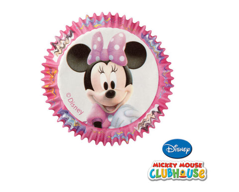 Disney Minnie Mouse Cupcake Liners