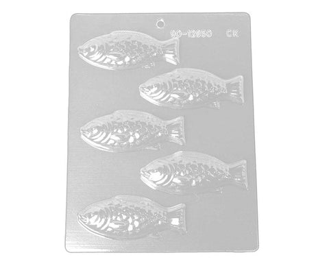 Fish Chocolate Mold- Medium