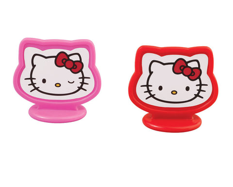 Hello Kitty Themed Cupcake Toppers by Wilton