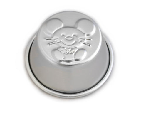 Mouse Shaped Muffin Pan, Commercial Grade