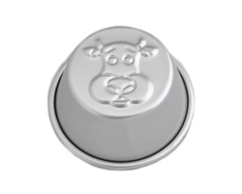 Cow Shaped Muffin Pan, Commercial Grade
