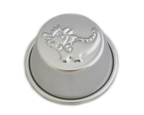 Dragon Shaped Muffin Pan, Commercial Grade