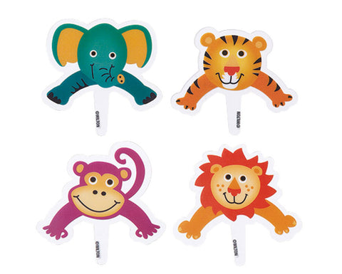 Jungle Pals Cake Pop Decorations by Wilton