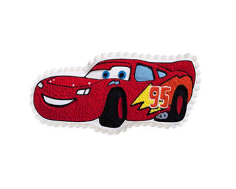 Lightning McQueen Cake Pan from Disney Cars by Wilton