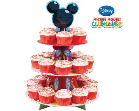 Mickey Mouse Cupcake Stand by Wilton