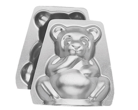 Mini Bear 3-D Cake Pan by Wilton