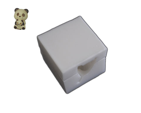 Silicone Rubber Chocolate & Candy Mold- Panda & Its Cub